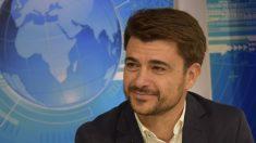 Beltran Pérez, líder del PP de Sevilla.