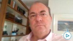 José Antonio Monago, presidente del partido popular en Extremadura.