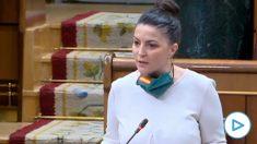 Macarena Olona, diputada de Vox.