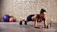 El ejercicio es imprescindible para perder la barriga