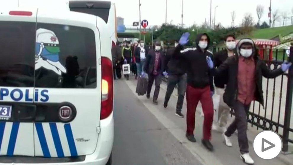 45.000 presos han sido liberados en Turquía.