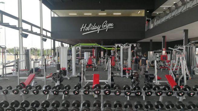 Holiday Gym ofrece al Estado sus instalaciones para realizar test masivos contra el coronavirus