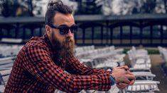 El vello de la barba debe cuidarse a diario con productos de calidad