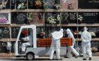 Andalucía registra 106 fallecidos por Covid-19 en las últimas 24 horas, récord de toda la pandemia