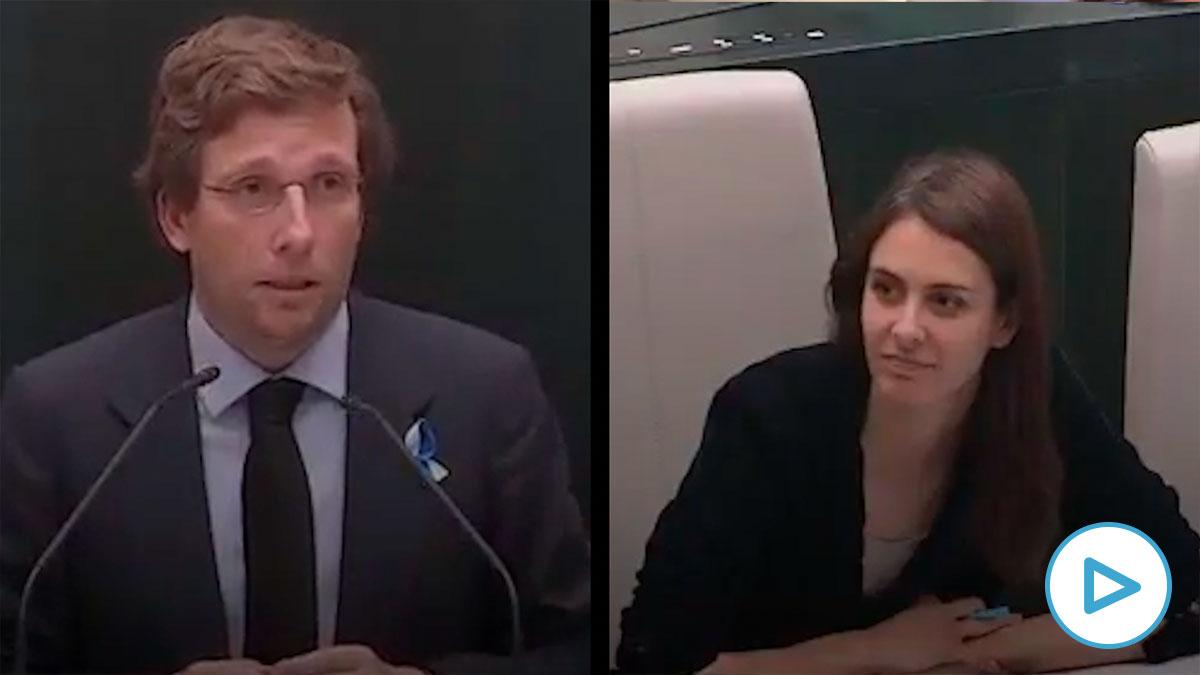 Rita Maestre y Martínez-Almeida.
