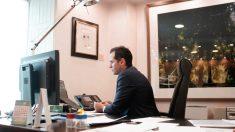 El vicepresidente de la Comunidad de Madrid, Ignacio Aguado. Foto: EP