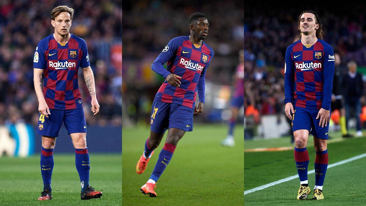 El FC Barcelona tendrá que vender a la baja en verano.