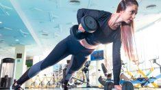 El pecho se puede definir y potenciar con unos simples ejercicios
