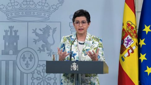 Arancha González Laya, ministra de Exteriores. (Foto: PSOE)