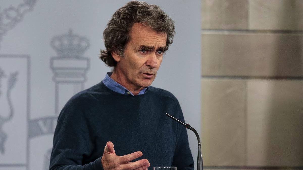Fernando Simón. (Foto: Moncloa)