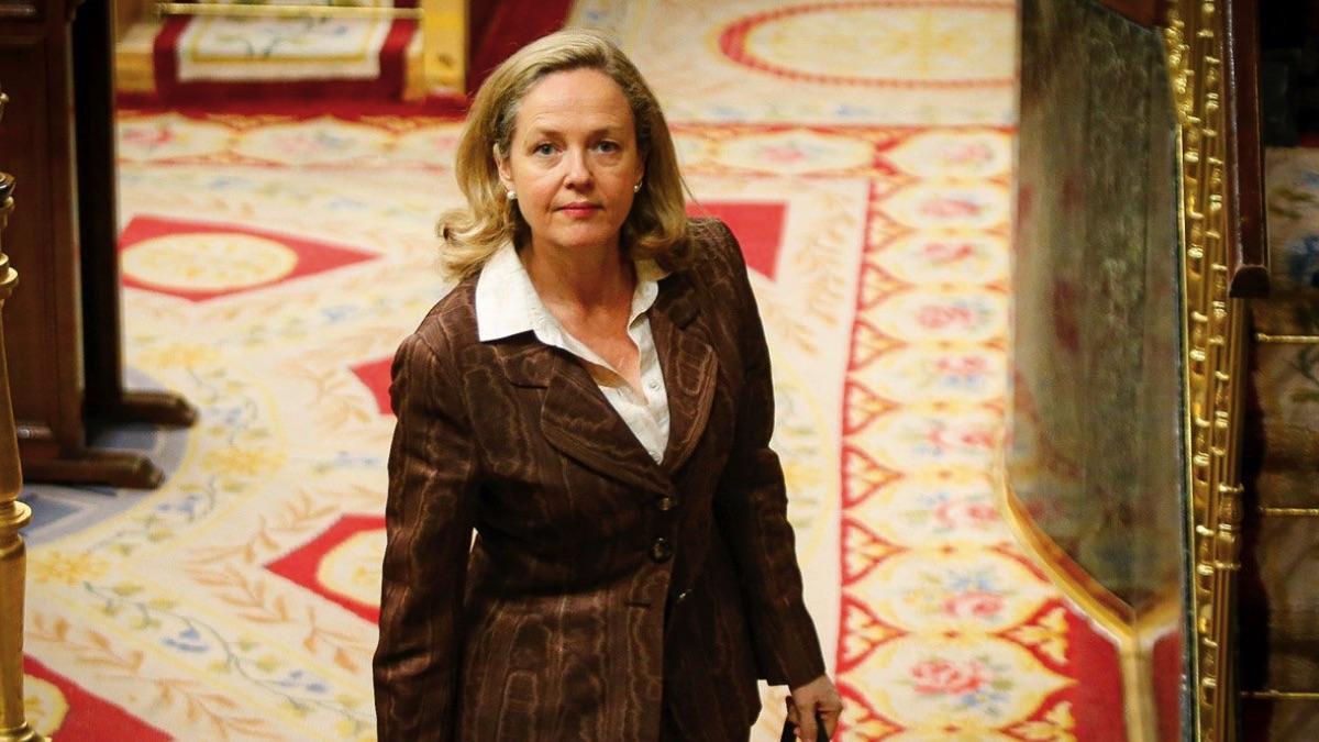 Nadia Calviño, vicepresidenta del Gobierno. (Foto: PSOE)