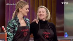 Adrienne y Mónica