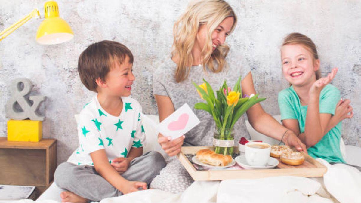 Descubre las actividades que podéis hacer en casa para celebrar el Día de la Madre