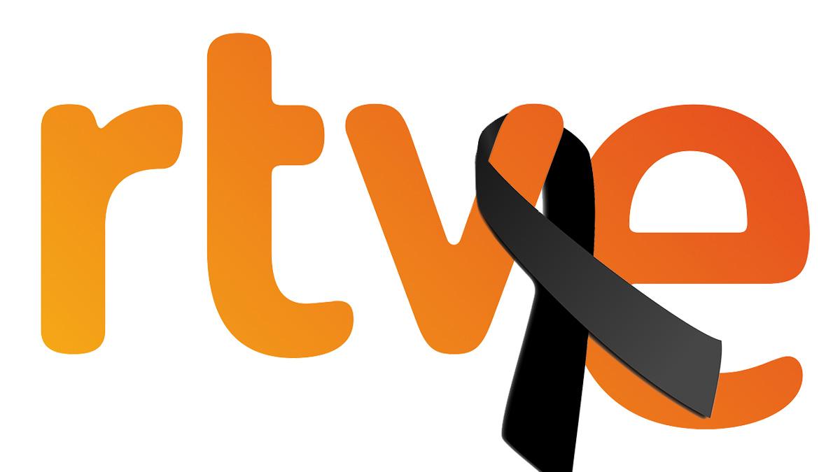 TVE dice que no pone un crespón negro «para no preocupar más a la población»