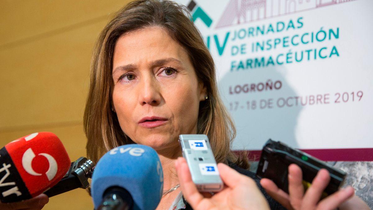 María Jesús Lamas. Foto: EFE