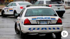 Vehículos de la Royal Canadian Mounted Police (Real Policía Montada de Canadá). Foto: EP