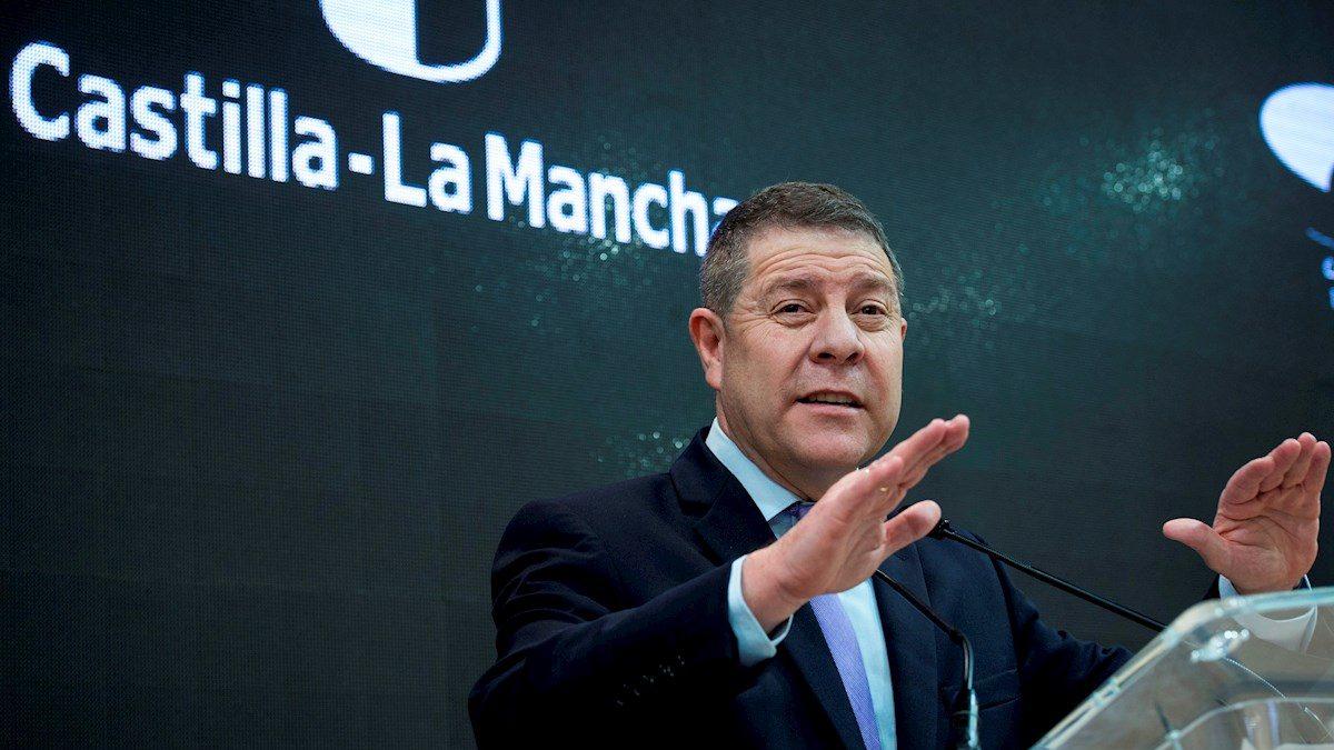 Emiliano García Page, presidente de Castilla La Mancha @EFE