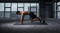 Entrenar es exceso puede ser perjudicial para el cuerpo