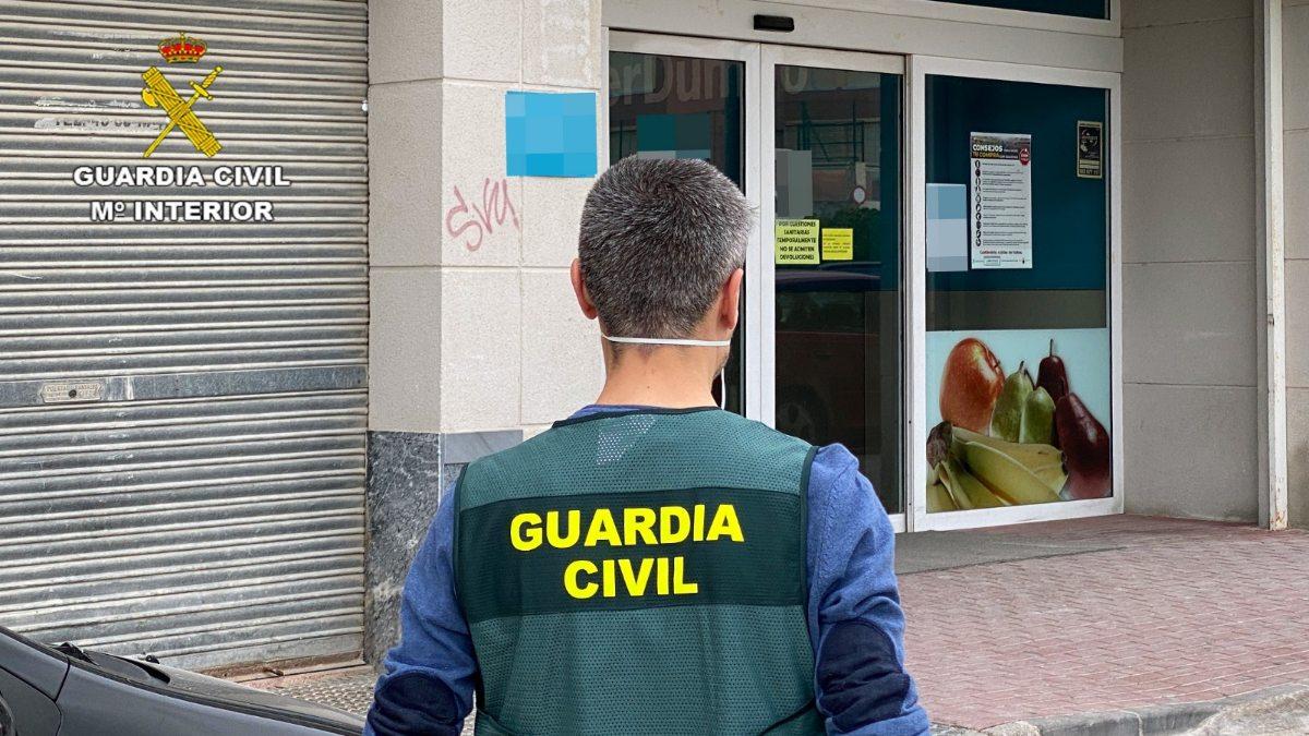 Guardia Civil de Murcia (Foto: Guardia Civil)