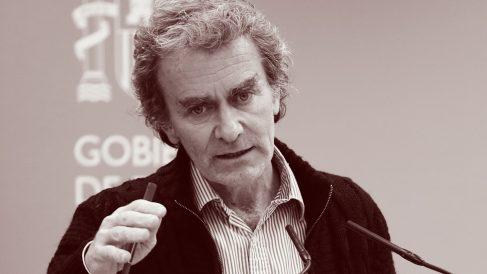 Fernando Simón, responsable del Centro de Alertas y Emergencias del Ministerio de Sanidad.