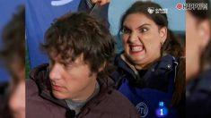 Jordi Cruz es apuñalado por un concursante de 'MasterChef 8'