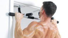 Las dominadas son muy beneficiosas para fortalecer los músculos