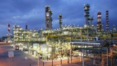 Repsol refinería