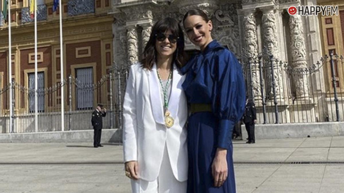 Vanesa Martín y Eva González