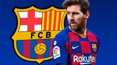 Messi puede dejar el Barça este verano si lo comunica antes del 31 de mayo.