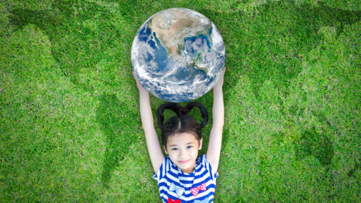 Conoce el origen del Día de la Tierra y cómo se puede celebrar con los niños