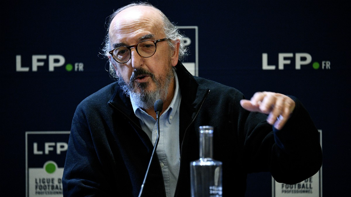 Jaume Roures, presidente de Mediapro. (AFP)