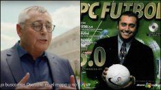 Michael Robinson protagonizó el anuncio de ING y fue la imagen del PC Fútbol.