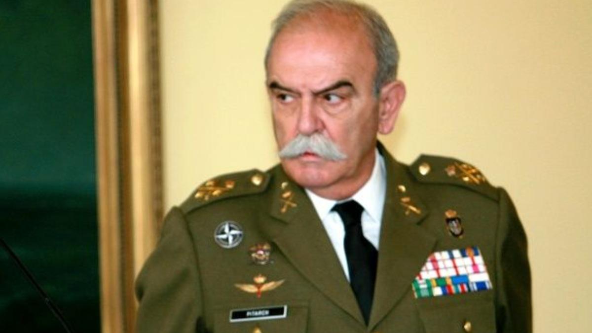 El teniente general (retirado) Pedro Pitarch, ex director de Política de Defensa con Zapatero