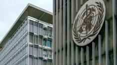 Sede de la Organización Mundial de la Salud (OMS).