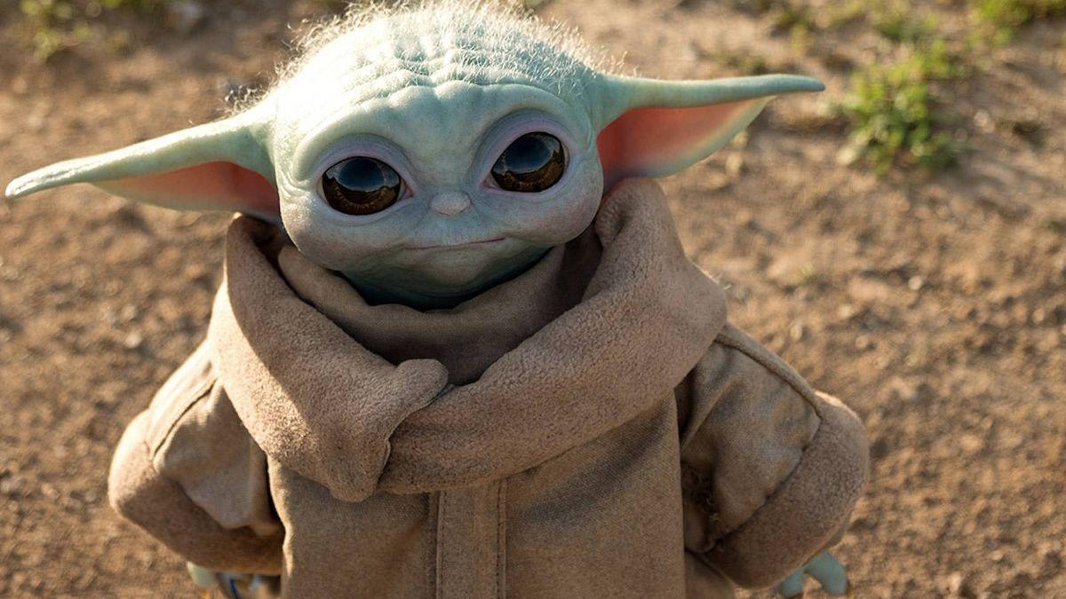 Pasos para hacer un Baby Yoda con los niños