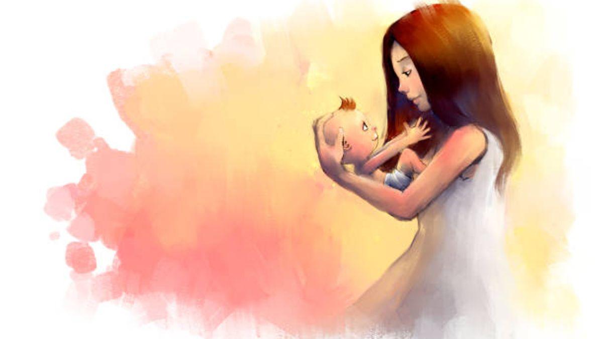 Los mejores dibujos para el Día de la Madre