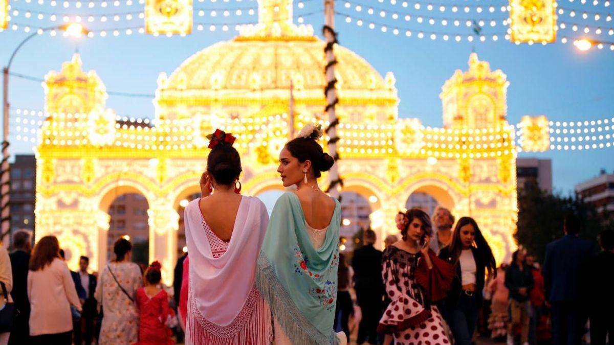 Feria de Abril de Sevilla.