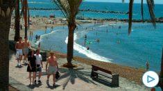 Playa de Tenerife, en Canarias. (Foto: Europa Press)