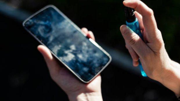 limpiar móviles y tablets