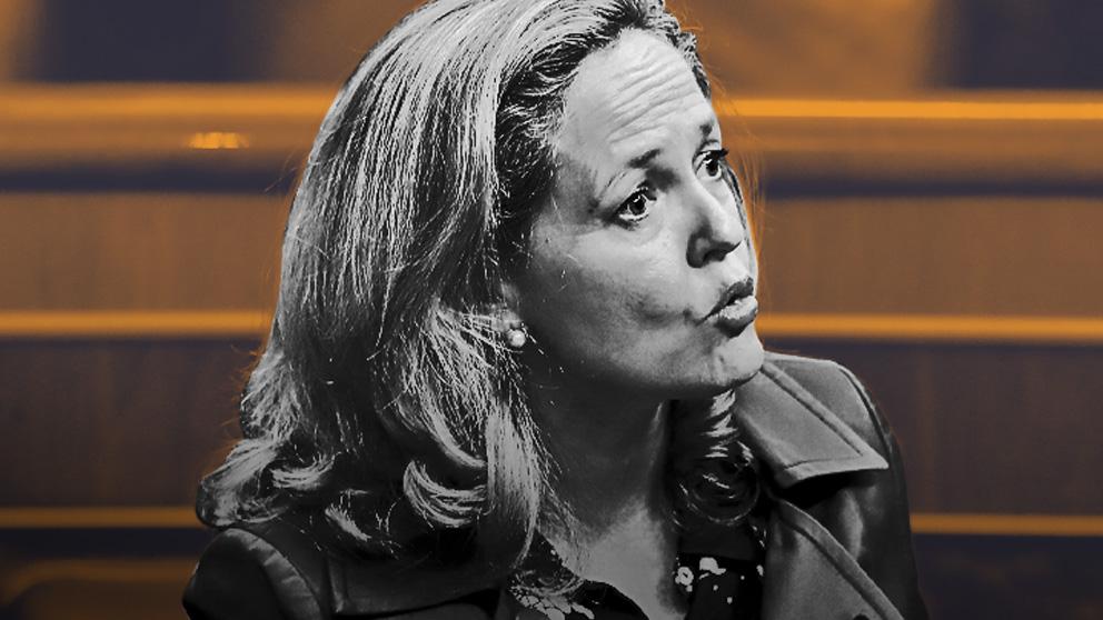Nadia Calviño, ministra de Asuntos Económicos.