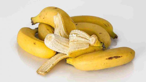 Receta de tortitas de harina de almendras y plátano