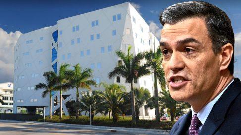 Sede fiscal en las Islas Caimán de China Pioneer Pharma, matriz de la empresa contratada por el Gobierno de Sánchez.