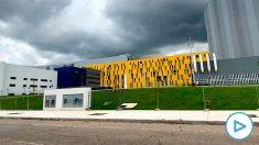 Macro hospital de Toledo.