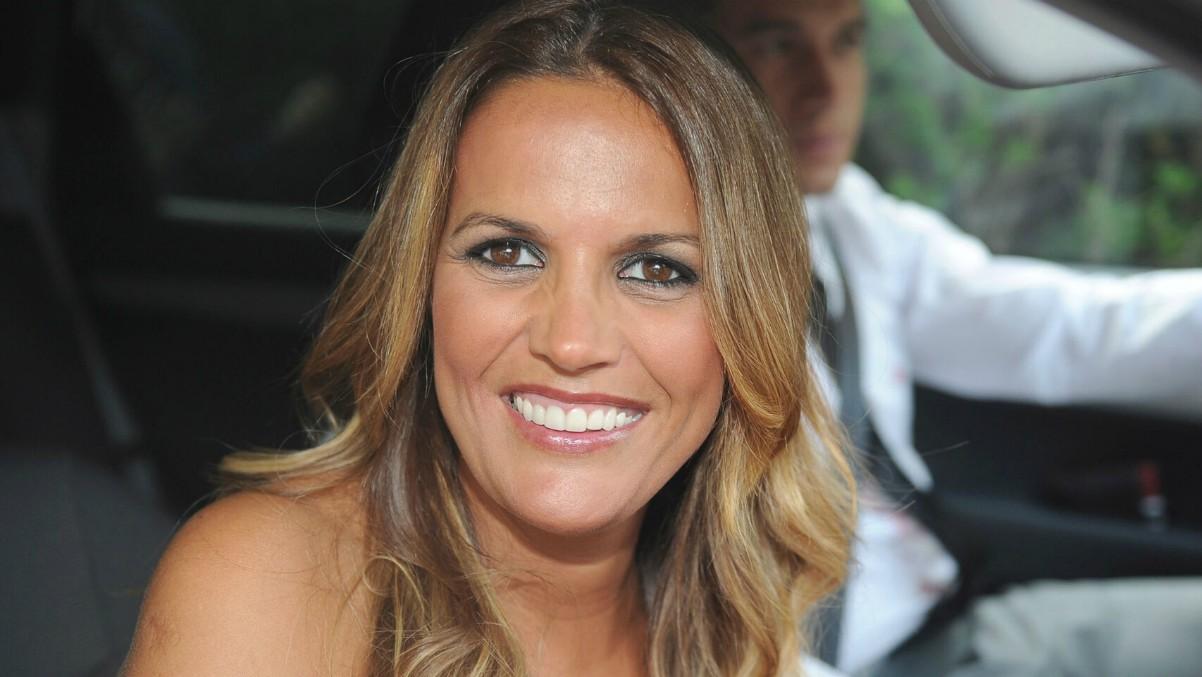 Marta López, protagonista del culebrón.