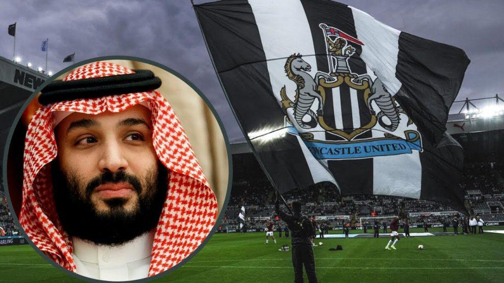 Momamed Bin Salman quiere comprar el Newcastle.