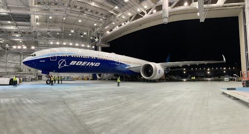 Multinacional americana Boeing