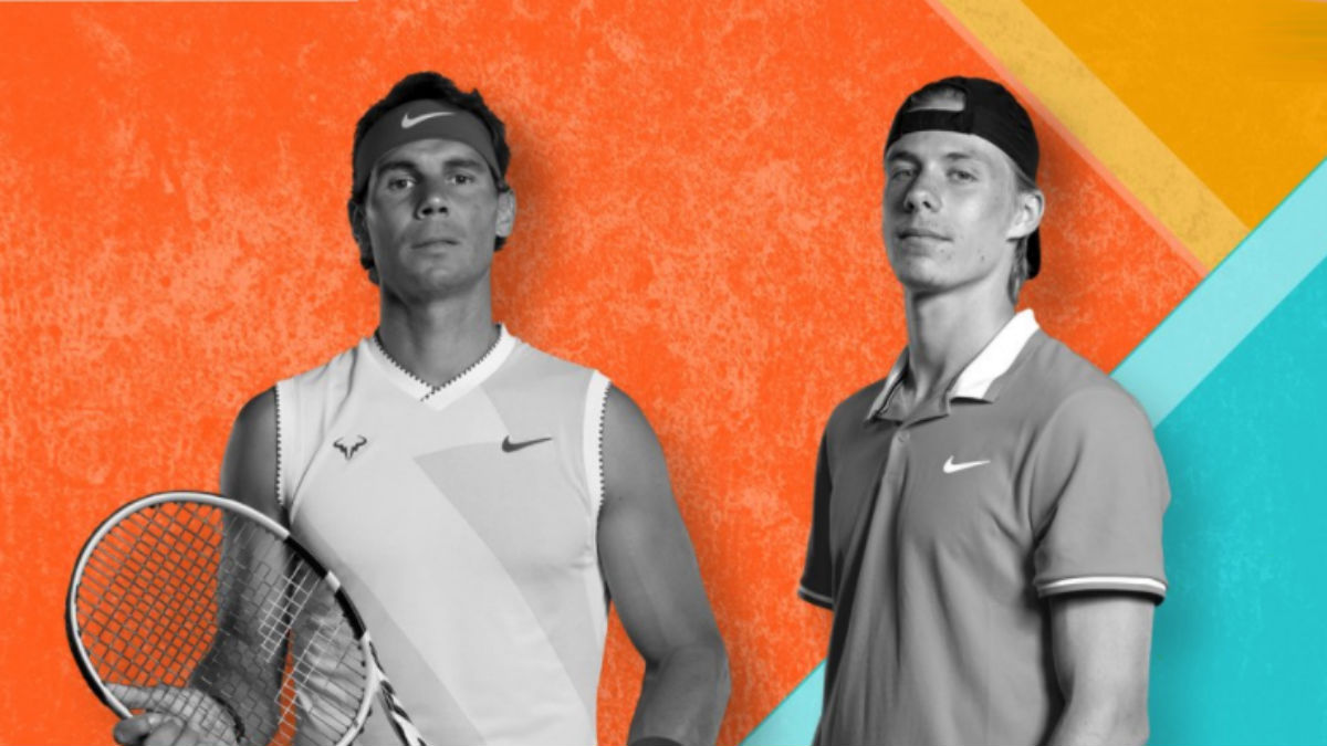 Nadal venció a Shapovalov en su debut en el Mutua Madrid Open Virtual.