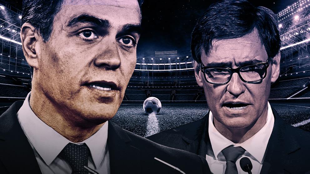 Pedro Sánchez y Salvador Illa no han sido eficaces en la gestión.