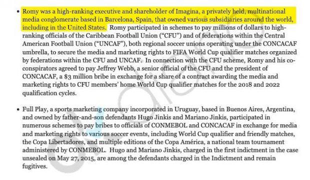 Roures traicionó a su nº 2 al negociar una multa con la Fiscalía de EEUU y no incluirlo en el pacto