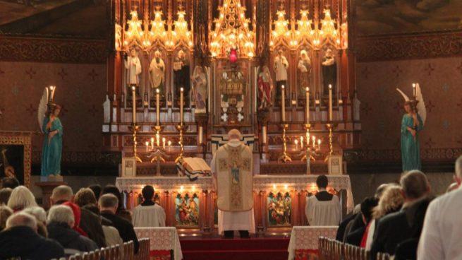 misas presenciales